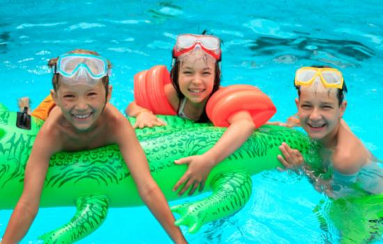 spa orkana wakacje na basenie